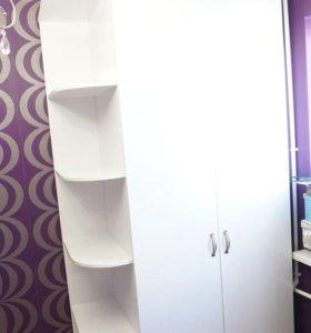 Шкаф 2х-дверный