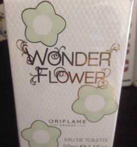Женская вода wonder flower