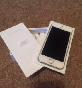 🌟iPhone 5s 32GB Silver