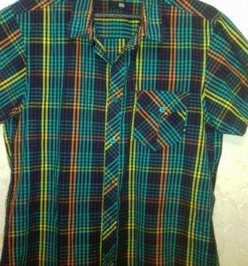Рубашка мужская ,размер L