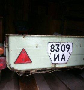Вятско-/полянский авто прицеп