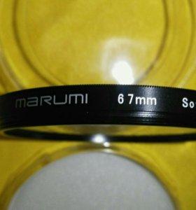 Софт-фильтр Marumi Soft Tone Z1 67mm