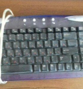 Компьютер петиум3 монитор клавиатура срочно