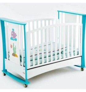 Детская кроватка))))