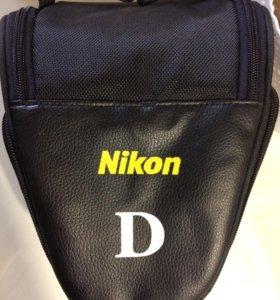 Сумка для фотоаппарата Nikon