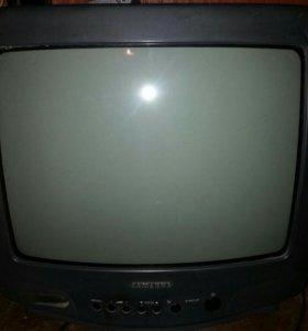 Телевизор 14. Samsung sk 3338zr