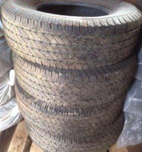 Michelin 265/70/R17 4 шт