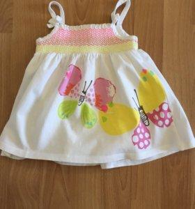Платья для девочки 0-18 месяцев