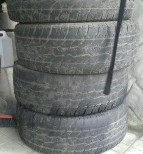 Резина 255.55.17r. 3000 За все колеса
