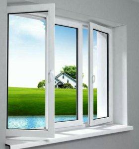 Пластиковые окна и рамы
