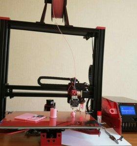 3D принтер tevo Black Widow новый собранный