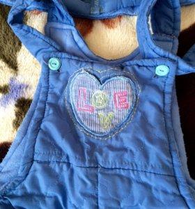 Весенний костюм на мальчика 2-3 лет