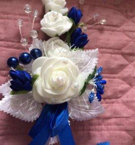 Цветочек для жениха