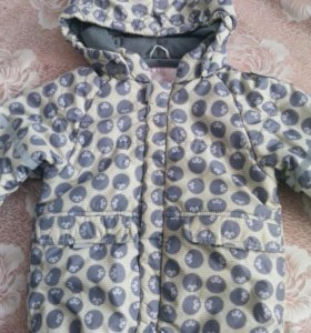 Куртка и брюки (Весна-осень)