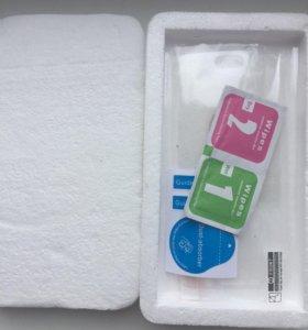 Защитная плёнка (стекло) на Samsung S6 edge