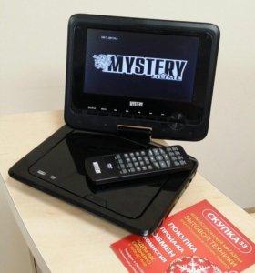 Портативный DVD проигрыватель Mystery MPS-708
