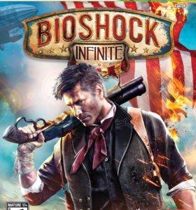 Bioshok infinity Xbox 360