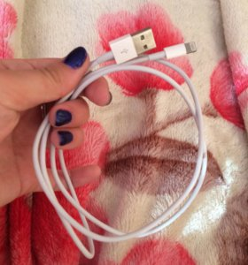 Оригинальный кабель для iPhone 5s