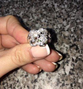 Кольцо из серебра 💍