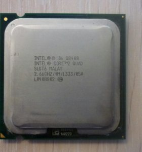 INTEL CORE 2 QUAD Q8400