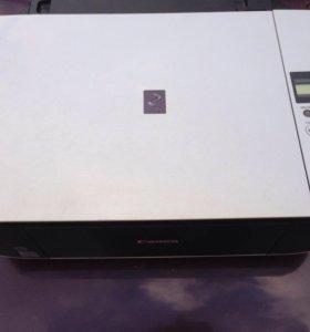 Принтер canon mp220