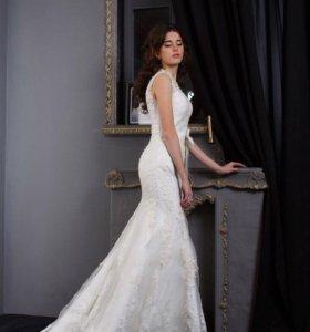 Красивые новые свадебные платья. Разные размеры