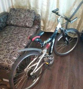 Корейский горный велосипед