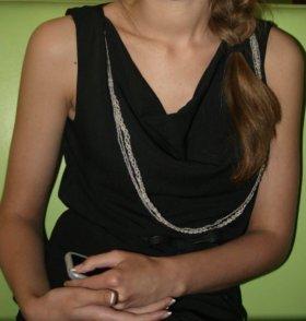 Платье чёрное Promod