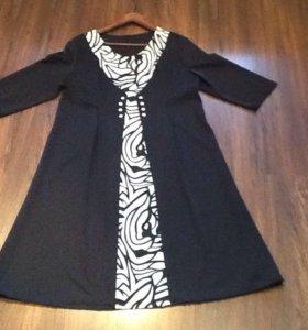 Платье женское 52-54 размер.