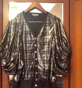 Блузка нарядная 50-52 размер