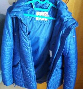Куртка Осенняя (152-158)