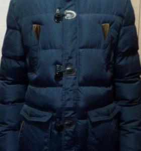 зимняя куртка на 48-50