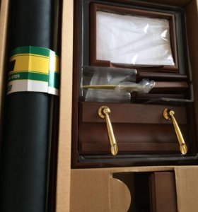 🎁🖋Настольный деревянный подарочный набор