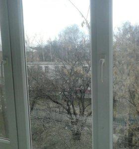 Балкон и окно
