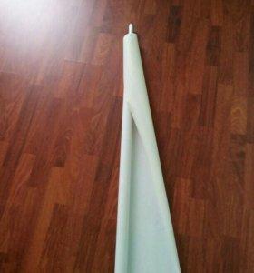 Рекламный баннер (белое полотно)
