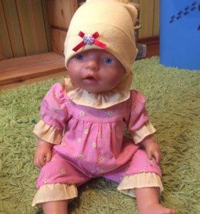 Baby Born оригинальный в костюмчике