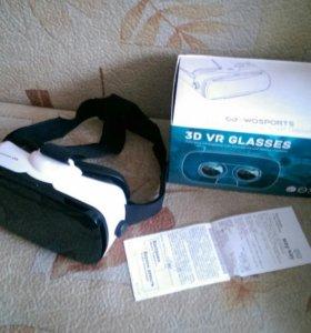 VR 3D очки WOSPORTS