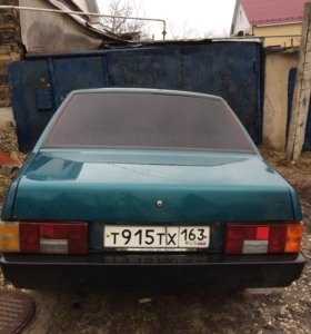 Автомобиль ВАЗ 21099 1.5 МТ 1996