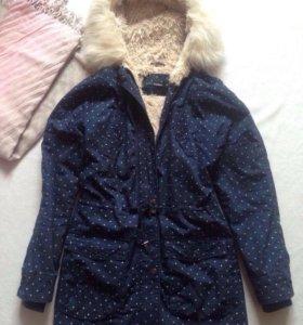 Куртка/пальто 🍂 осень/зима❄️