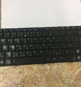 Клавиатура для ноутбука ASUS K61IC