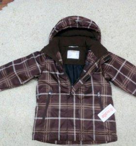 Новая финская курточка Travalle