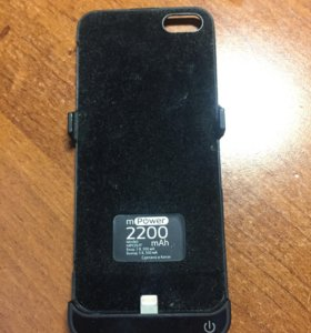 Чехол аккумулятор iPhone 5/5s/5c