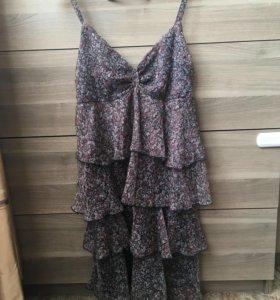 Платье сарафан.