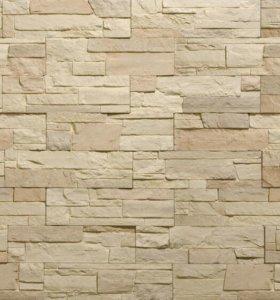 Декоративный камень скалистый грот
