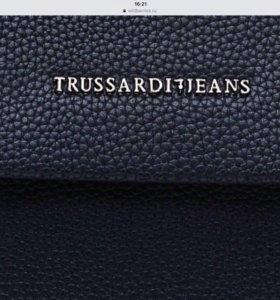 Мужская сумка Trussardi jeans