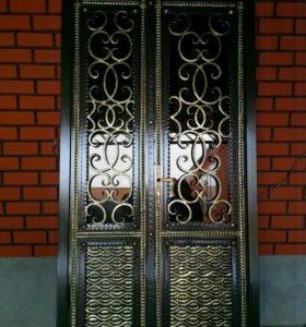 Изыссканые входные двери