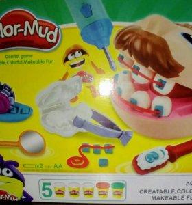 Новая игрушка Мистер Зубастик