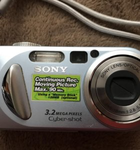 Фотоаппарат Sony Cyber-Shot DSC-P8