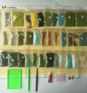 Набор алмазной вышивки