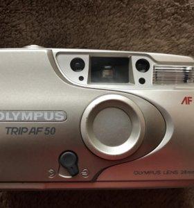 Фотоаппарат Olympus Trip AF-50. Japan.